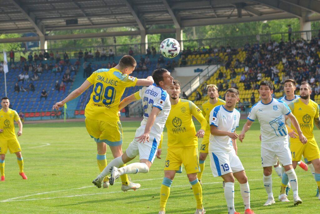«Тараз» - «Астана» 0-1